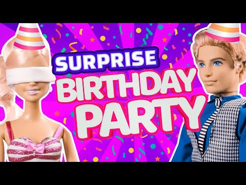 Barbie - Birthday Party Surprise | Ep.17