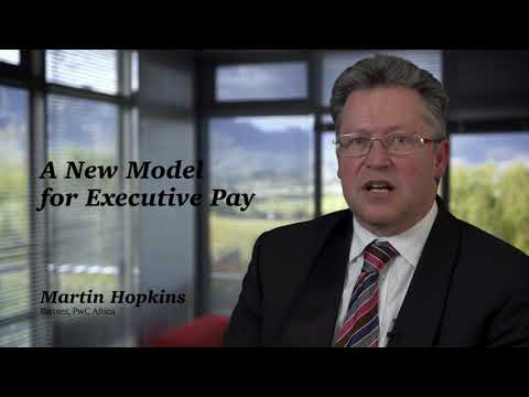 A new model of executive pay