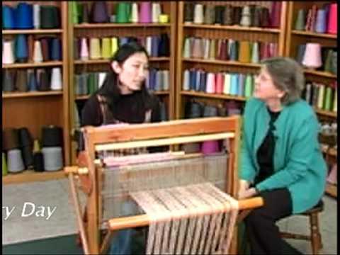 Arts & Ideas  #28 Saori Weavers of Worcester