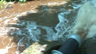 Wateroverlast in Peel en Maas
