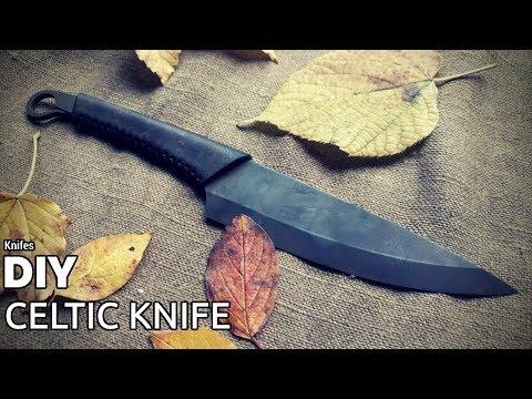 Knife Making - Celtic Knife