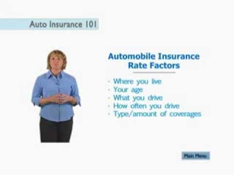 Auto Insurance 101 - GetOnlineCarInsurance.us