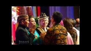 The Royal Wedding of KP TedjodiningratKMAT dr Reisa Broto Asmoro Insert TransTV