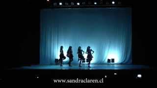 Encuentro de Danza infantil Surdanza 2013,Sandra Claren