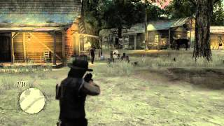 Red Dead Redemption GOTY PS3 - En busca de las plumas de pollo