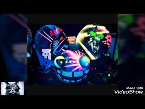Fotos y musica electrónica