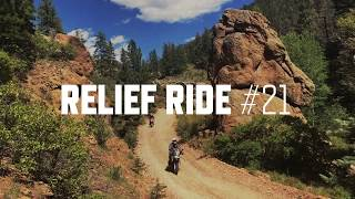 Motorcycle Relief Project | Ride Report #21