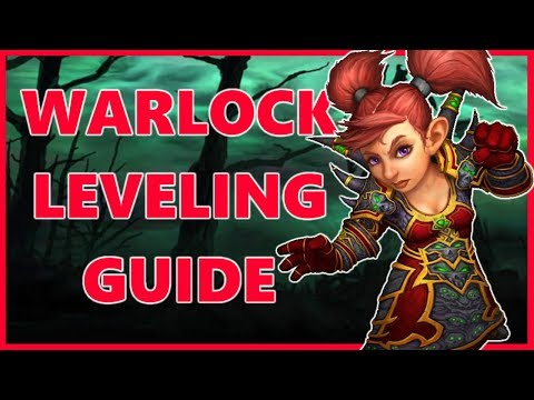 Classic WoW Warlock Leveling Guide - *UPDATED* - StaysafeTV