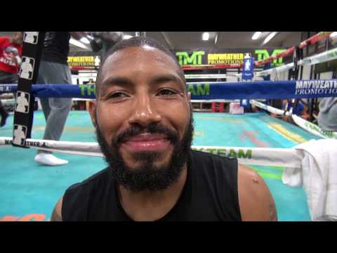 Ashley Theophane talks relocating back to the UK, his time spent in Las Vegas