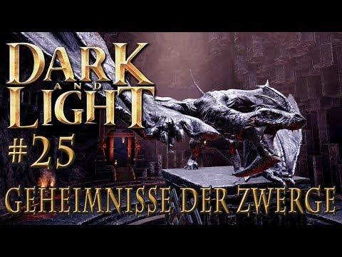 DARK AND LIGHT #25 • DIE GEHEIMNISSE DER ZWERGE • Gameplay German • Deutsch