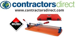 Rubi TS Series Ceramic Tile Cutters