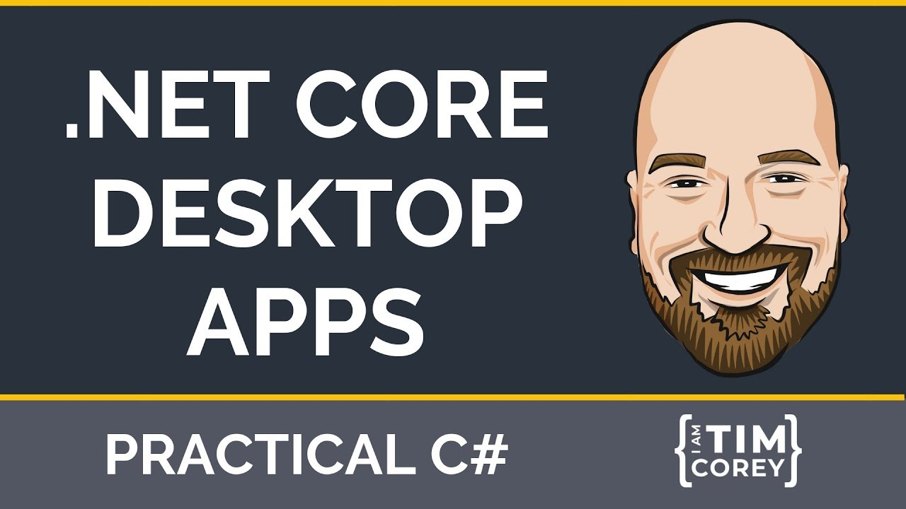 Net Core 3 0 Desktop Apps Creating And Publishing Wpf And