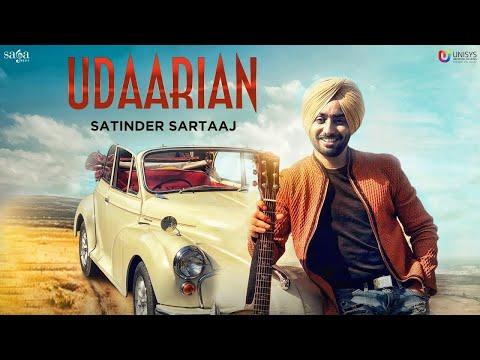 #New Udaarian By Satinder Sartaaj 4k Video And Lyrics