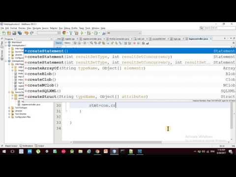 jsp-servlet-mini-project-sample-in-hindi-part-2