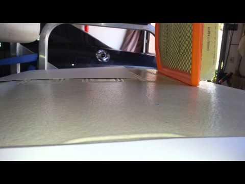 Stock filter versus AEM 28-20460 airflow