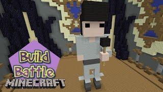 Minecraft Build Battle - ELVIS PRESLEY NÃO MORREU!