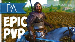 THE MOST EPIC DUEL EVER! - Mount and Blade 2: Bannerlord Multiplayer!