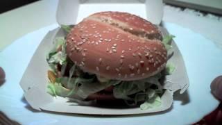 Thai Chicken Burger Von Mcdonalds