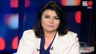 مني الشاذلي تبكي بشده علي الهواء بعد عزل محمد مرسي