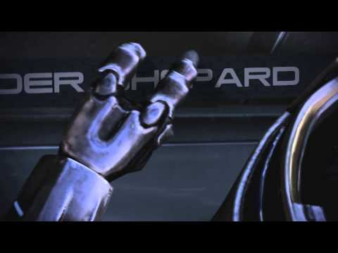 Mass Effect  - To the memory of Shepard (Garrus Romance)