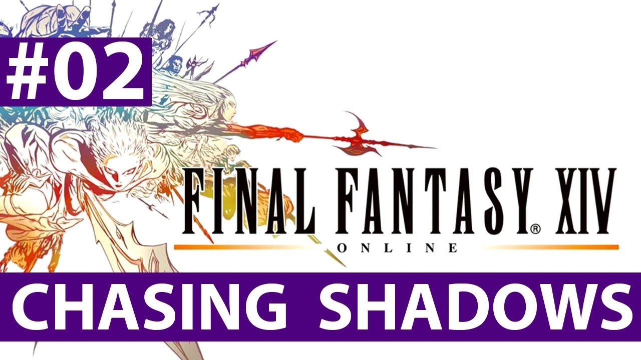 Download Let's Play Final Fantasy 14 Online - Chasing Shadows Main Scenario Quest - Part 2