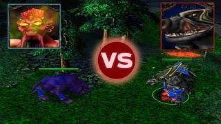 DOTA LYCAN vs URSA - WHO WINS 1V1?