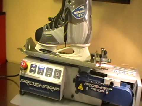 Станок для заточки коньков ProSharp AS1001 www.grinding.ru