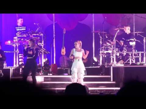 Clean Bandit Rockabye Isle of Wight Festival 11/06/17