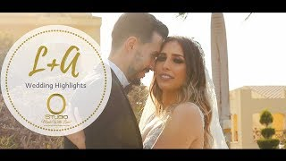 Lina + Ahmed Wedding Highlights...
