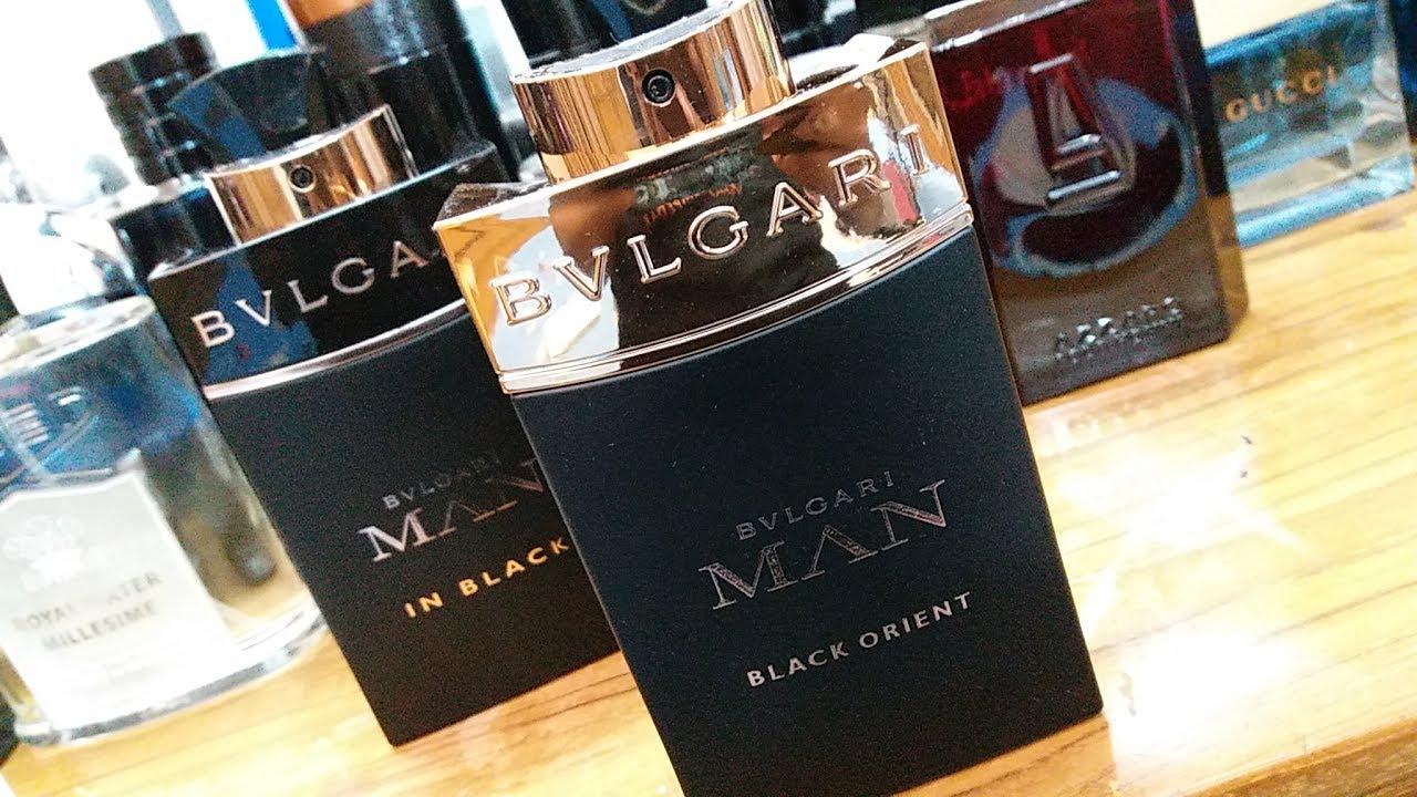 7b57ac8999 Bvlgari Man Black Orient EDP Fragrance Review (2016) - YouTube