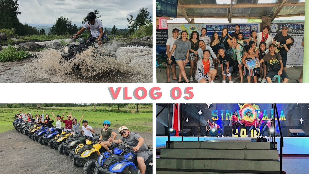 VLOG 05: ATV ADVENTURE + UNC ORSEM NIGHT (I MISS DANCING) | Francheska Garchitorena