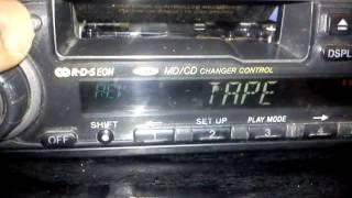 Radio samochodowe / Car radio SONY XR C5110r