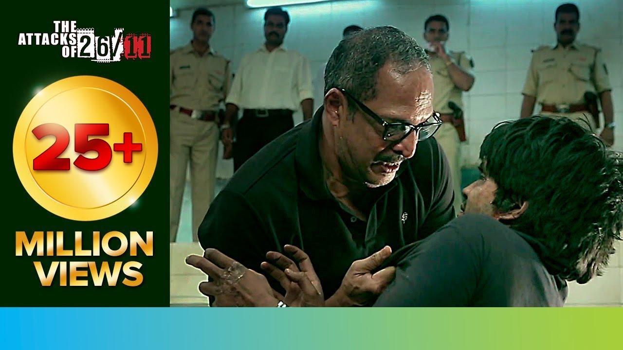 Download Nana gives a lesson about Jihad to Kasab | The Attacks Of 26/11 | Nana Patekar | Movie Scene