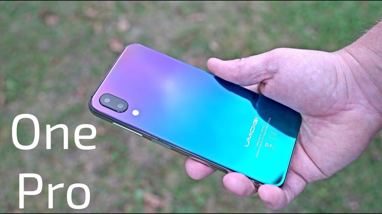 Umidigi One Pro Review A Beautiful Budget Phone Youtube