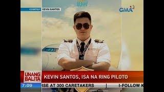 Zapętlaj UB: Kevin Santos, isa na ring piloto | GMA News