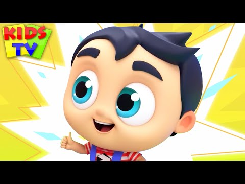 yes-yes-song-+-more-baby-songs-&-nursery-rhymes-by-kids-tv-|-super-supremes
