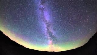 timelapse sterrenregen 12 augustus 2015