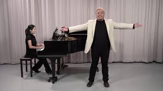 Love Went-a Riding (Frank Bridge)   Tenor: Ryan Frenk, Pianist: Riko Higuma