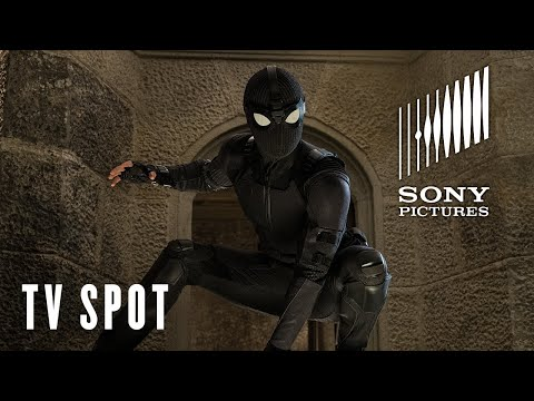 Spider-Man: Far From Home - Team Up - At Cinemas July 2