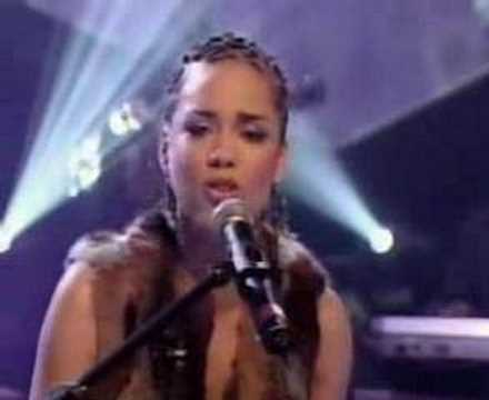 Alicia Keys - Fallin' Live Jools Holland