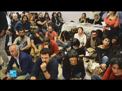 تمرد يقوده أكاديميون ضد الحكومة التركية  - نشر قبل 16 دقيقة