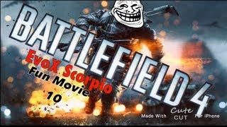 [Fun Movie #10] ☻ Compilation des Meilleurs Troll sur Battlefield 4 ☻ !!!!!!