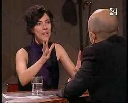 El Reservado.  Maribel Verdú. (7/05/2007)