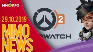 OVERWATCH 2 NA BLIZZCON 2019?! oraz ... - MMONews 29.10.2019