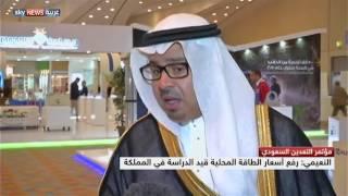 شاولي: فرص استثمارية بقطاع التعدين السعودي