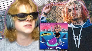 Eskeeetit! lil pump new full album reaction! (new lil pump!!)