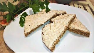 Наша Любимая НАМАЗКА на ХЛЕБ Бутерброды на Завтрак Sandwiches