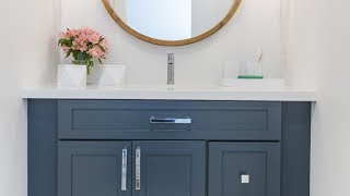 How to Make a Big Impact in a Small Bathroom | Bryan Inc.
