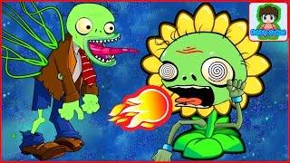 Игра Растения против зомби от Фаника Plants vs zombies 22