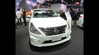 New 2018 Sedan Nissan Almera Sportech 2019